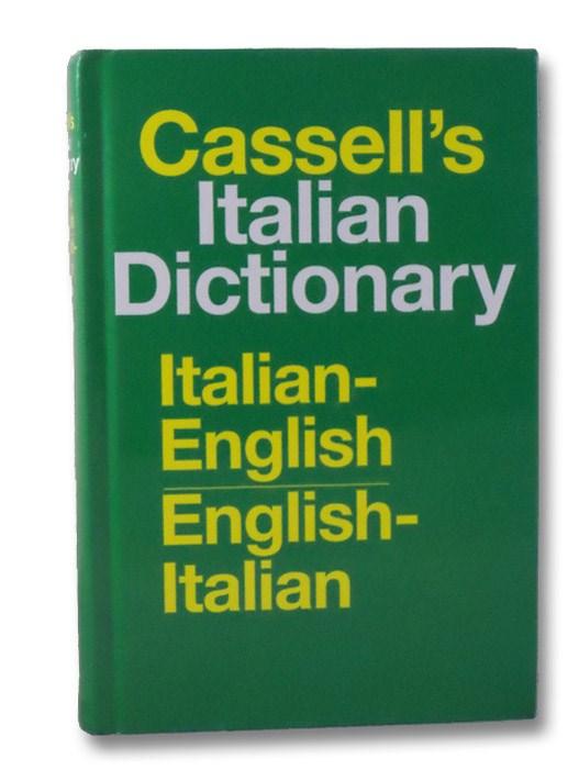 Cassell's Standard Italian Dictionary, Cassell