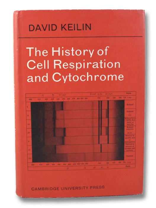 The History of Cell Respiration and Cytochrome, Keilin, David & Joan