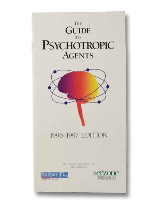 The Guide To Psychotropic Agents, Pocket Prescribing