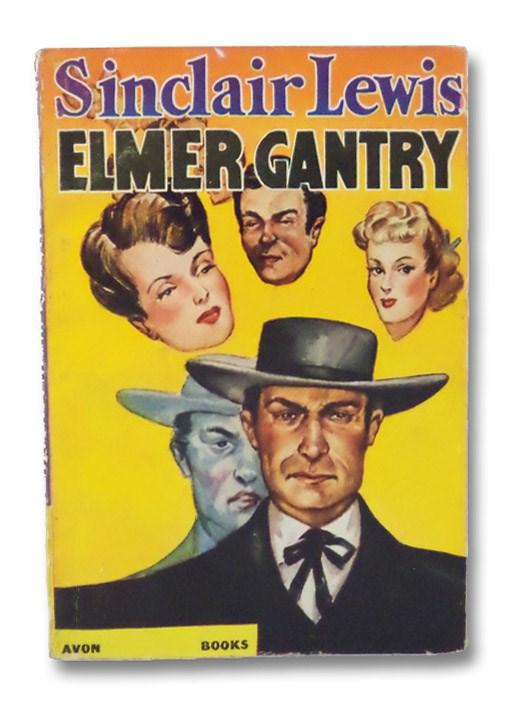 Elmer Gantry  (New Avon Library Book 1), Lewis, Sinclair