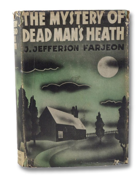The Mystery at Dead Man's Heath, Farjeon, J. Jefferson