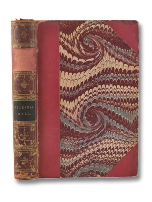 The Tenant of Wildfell Hall [Civil War Veteran's Copy], Bronte, Anne
