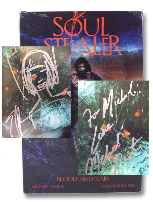 Soul Stealer Book Two: Blood and Rain, Easton, Michael; Novak, Leah; Smith, Zack