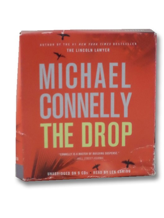 The Drop (Harry Bosch), Connelly, Michael