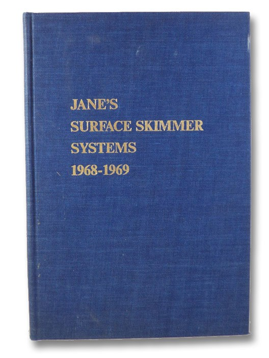 Jane's Surface Skimmer Systems, McLeavy, Roy