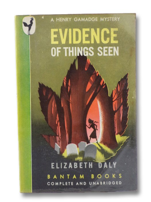 Evidence of Things Seen (A Henry Gamadge Mystery), Daly, Elizabeth
