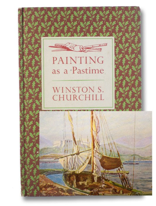 Painting as a Pastime [Pasttime], Churchill, Winston S.