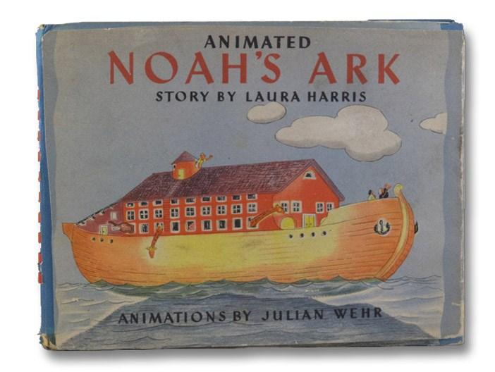 Animated Noah's Ark, Harris, Laura