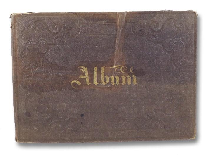 Victorian Scrapbook Featuring Articles on Opera Soprano Elsa Corona, Obituaries of Cyrus Clarke, Rochester Business Receipts, Fashion Plates, [Corona, Elsa]