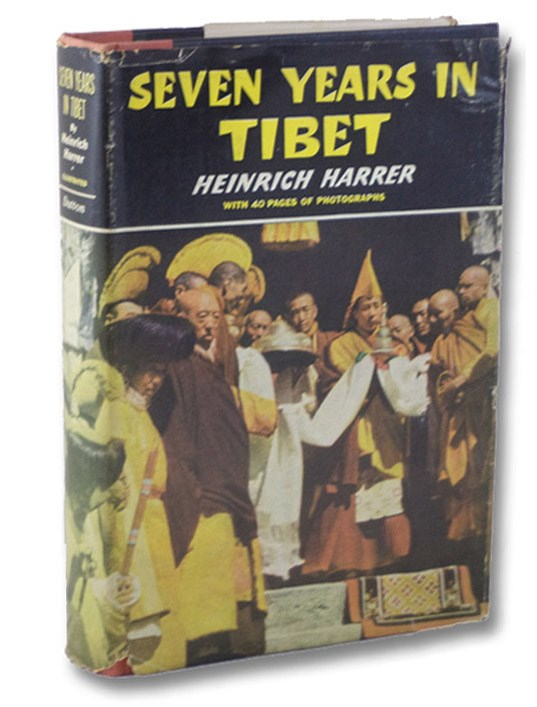 Seven Years in Tibet, Harrer, Heinrich; Fleming, Peter; Graves, Richard