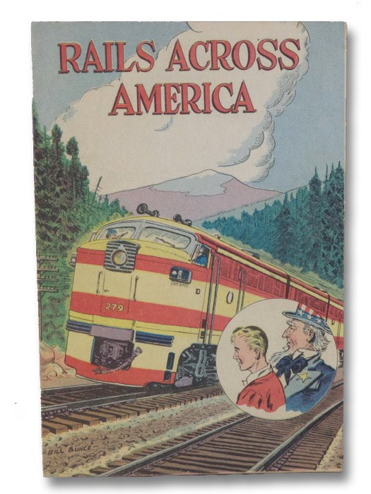 Rails Across America, Bunce, Bill