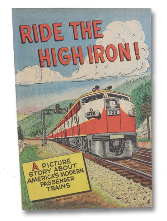 Ride The High Iron!, Bunce, Bill