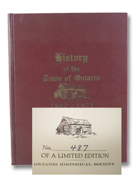 History of the Town of Ontario: 1807-1971, Scully, Victoria Stammel