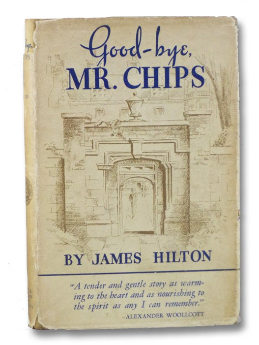 Good-bye, Mr. Chips, Hilton, James