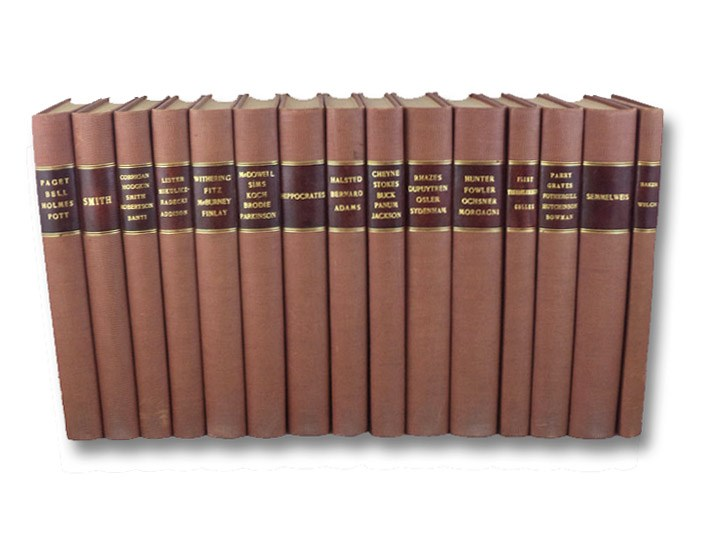 Medical Classics 1-5, September, 1936 - May, 1941, in Fifteen Volumes, Kelly, Emerson Crosby