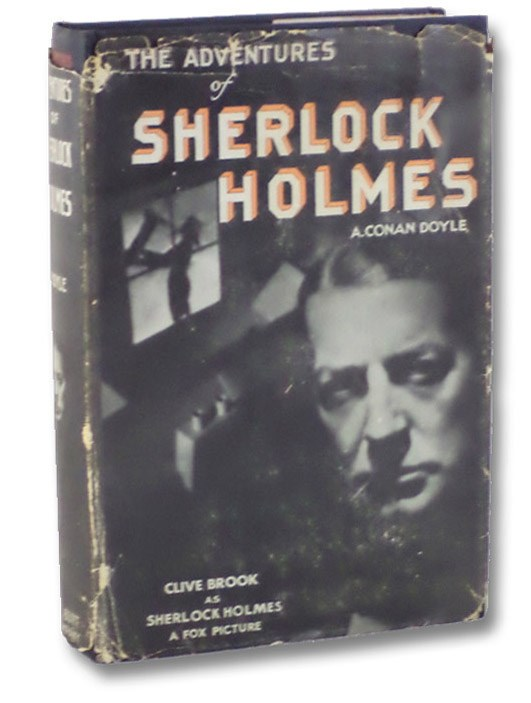 The Adventures of Sherlock Holmes (Photoplay Edition), Doyle, Sir Arthur Conan