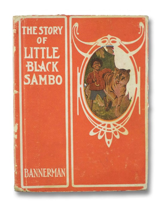 The Story of Little Black Sambo [with] The Story of Topsy from Uncle Tom's Cabin (The Children's Red Books Vol. II [2]), Bannerman, Helen