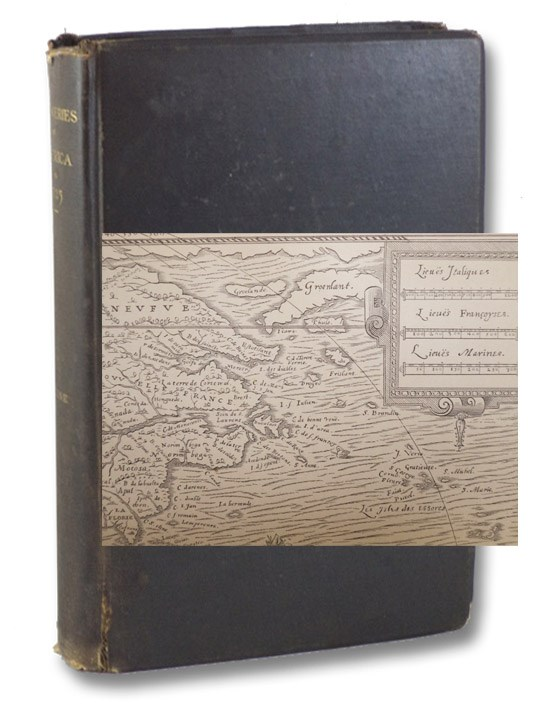 The Discoveries of America to the Year 1525, Weise, Arthur James