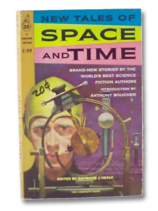 New Tales of Space and Time, Healy, Raymond J.