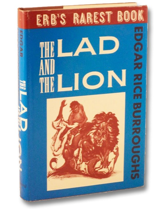 The Lad and the Lion, Burroughs, Edgar Rice