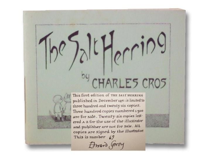 The Salt Herring [Le Hareng saur], Cros, Charles; Allais, Alphonse