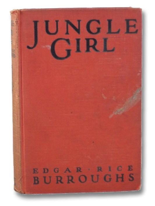 Jungle Girl, Burroughs, Edgar Rice