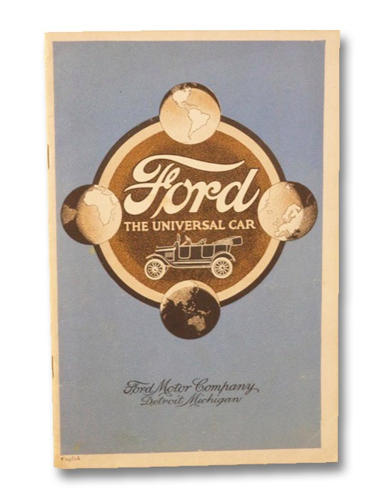 Ford: The Universal Car - 1920-1921, Ford Motor Company