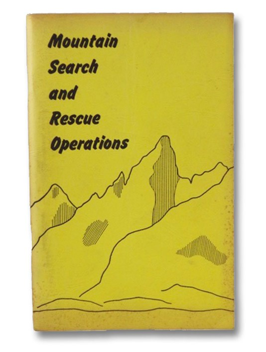 Mountain Search and Rescue Operations, Grand Teton Natural History Association