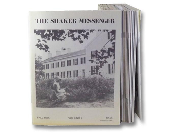 Shakers World Magazine 32-Issue Set (Fall 1985-July 1997), Parkinson, K.C. and Alana
