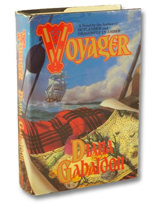 Voyager (The Outlander Series Book 3), Gabaldon, Diana