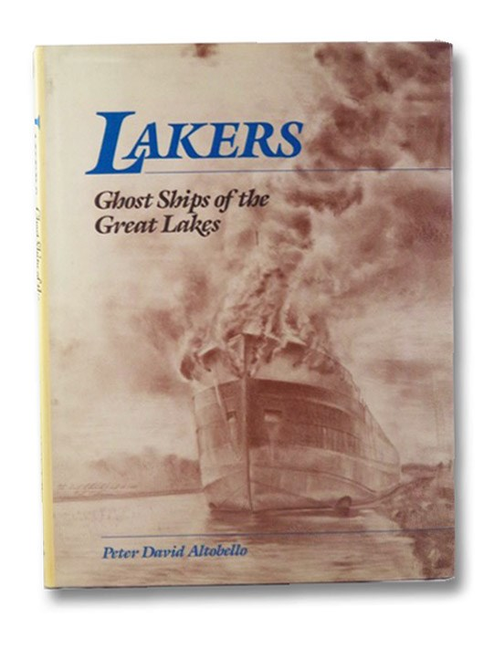 Lakers: Ghost Ships of the Great Lakes, Altobello, Peter David