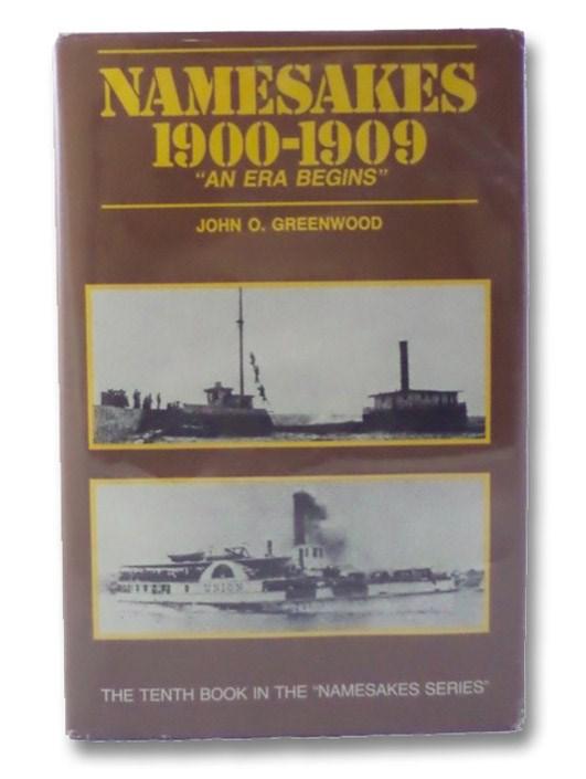 Namesakes: 1900-1909, Greenwood, John O.