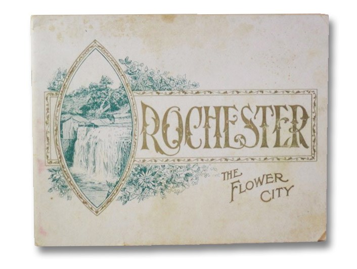 Rochester: The Flower City [Photo Book]