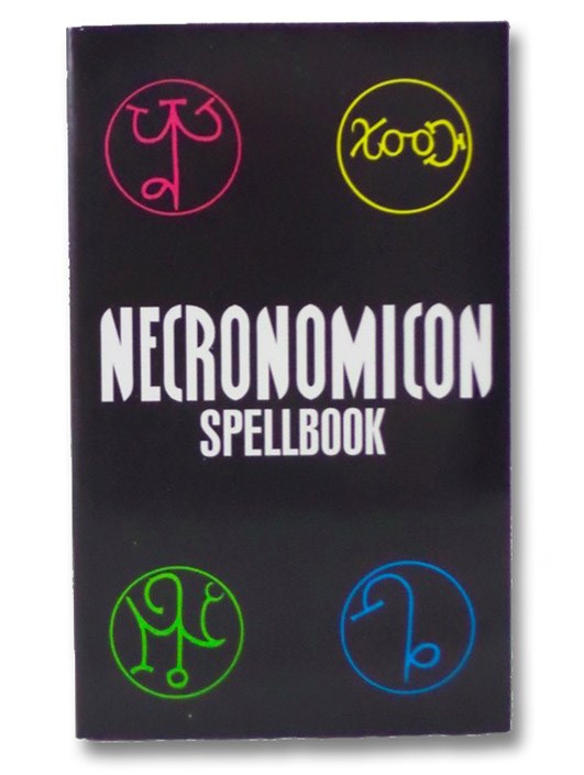 Necronomicon Spellbook, Simon