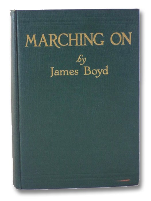 Marching On, Boyd, James