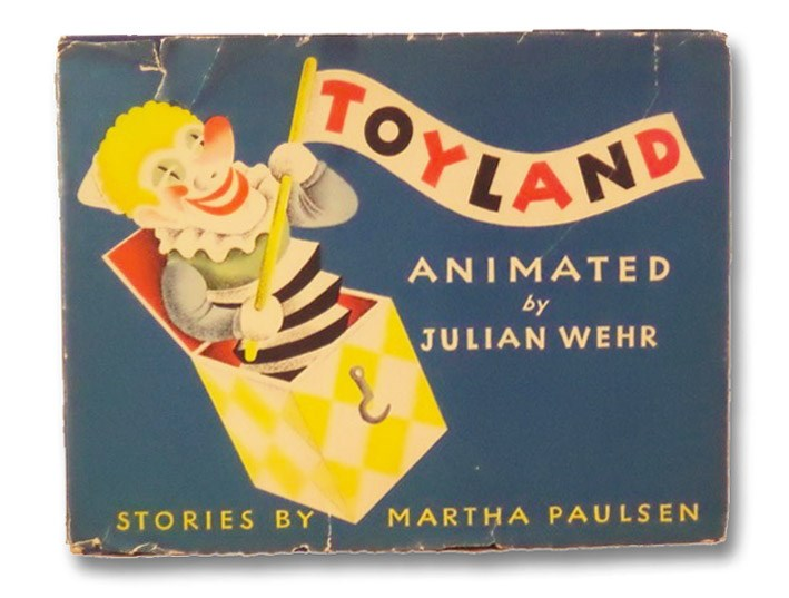 Toyland, Animated, Paulsen, Martha; Wehr, Julian