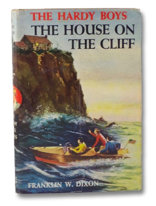 The House on the Cliff (The Hardy Boys Mystery Stories #2), Dixon, Franklin W.