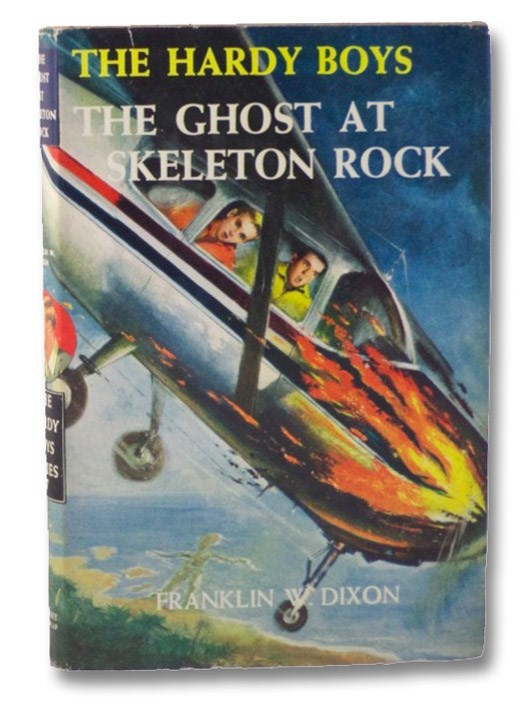 The Ghost at Skeleton Rock (The Hardy Boys Mystery Stories #37), Dixon, Franklin W.