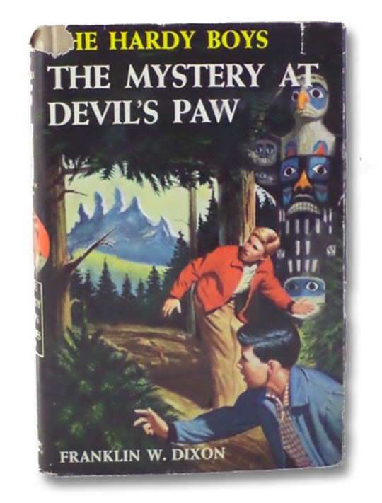 The Mystery at Devil's Paw (The Hardy Boys Mystery Stories #38), Dixon, Franklin W.