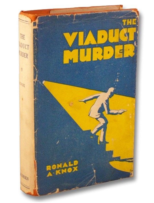 The Viaduct Murder [Golf Mystery], Knox, Ronald A.
