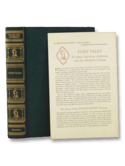 Grimm's Fairy Tales [with] Andersen's Fairy Tales (Junior Deluxe Editions), Grimm, Jakob & Wilhelm; Andersen, Hans Christian