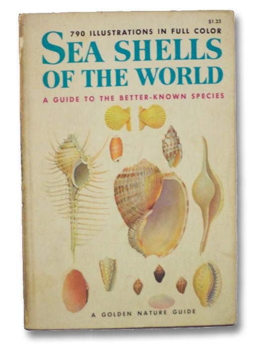 Seashells of the World (Golden Nature Guide series), Abbott, R. Tucker