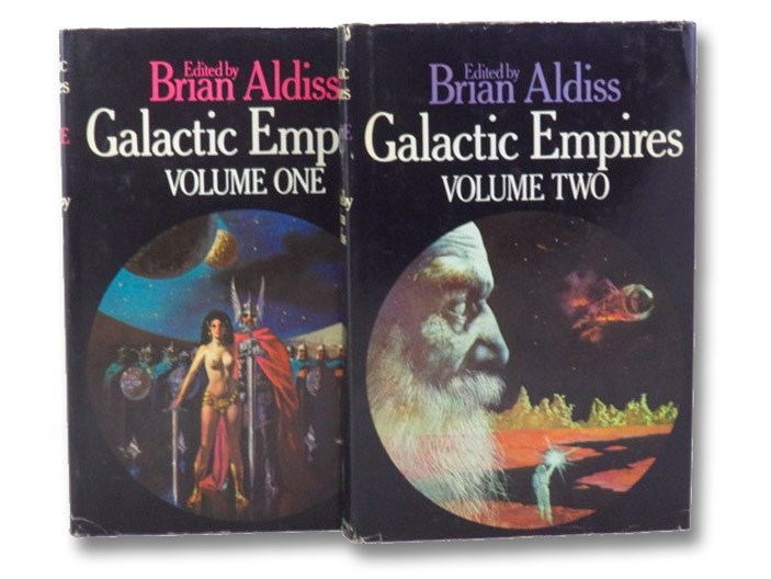 Galactic Empires 2-Volume Set: Volume One and Two, Aldiss, Brian - editor
