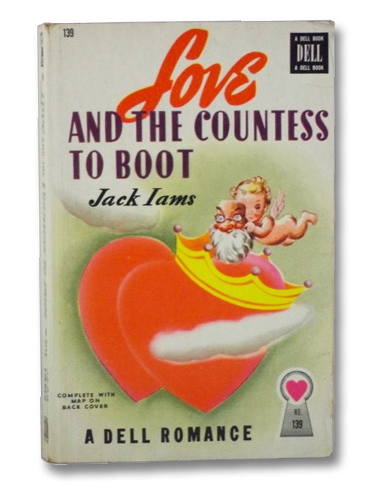 Love and the Countess to Boot (Dell Mapback No. 139), Iams, Jack