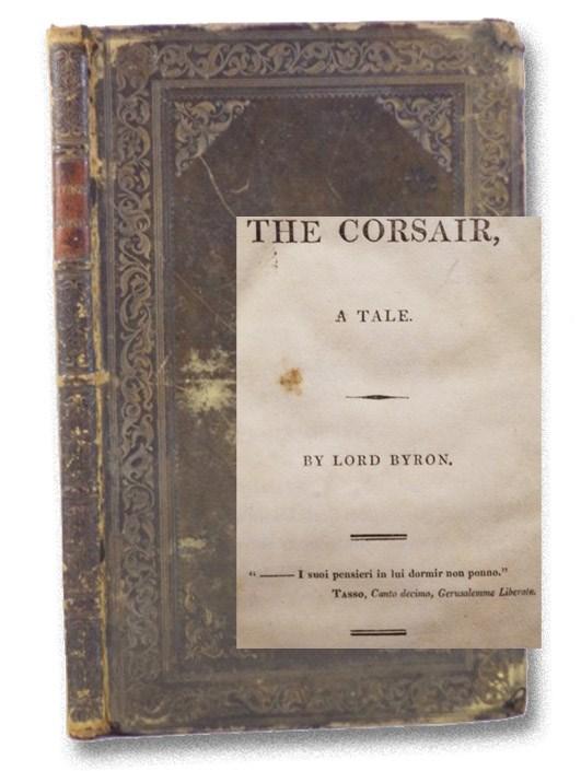 The Corsair, A Tale., Lord Byron [George Gordon]