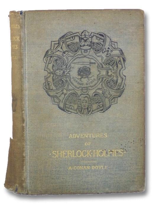 The Adventures of Sherlock Holmes, Doyle, A. [Arthur] Conan