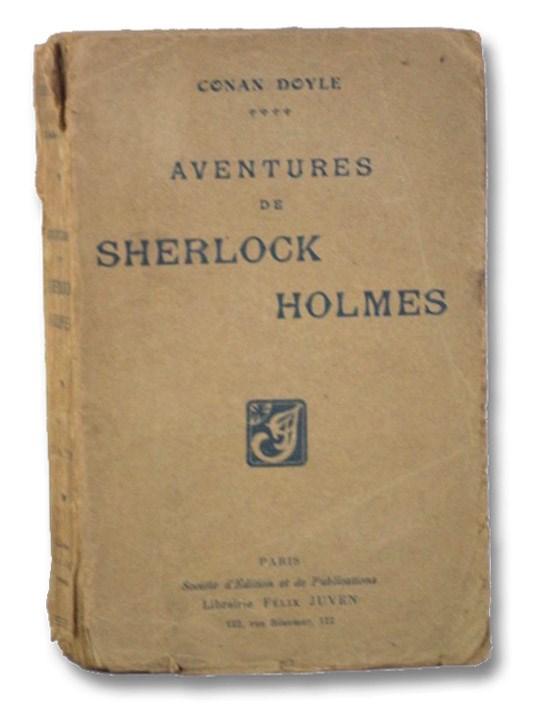 Les Aventures de Sherlock Holmes [The Adventures of Sherlock Holmes], Conan Doyle (Doyle, Arthur Conan); P.O.