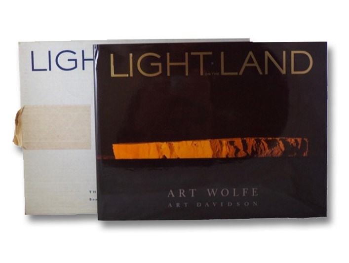 Light on the Land (The Earthsong Collection), Wolfe, Art; Davidson, Art; Principia Graphica