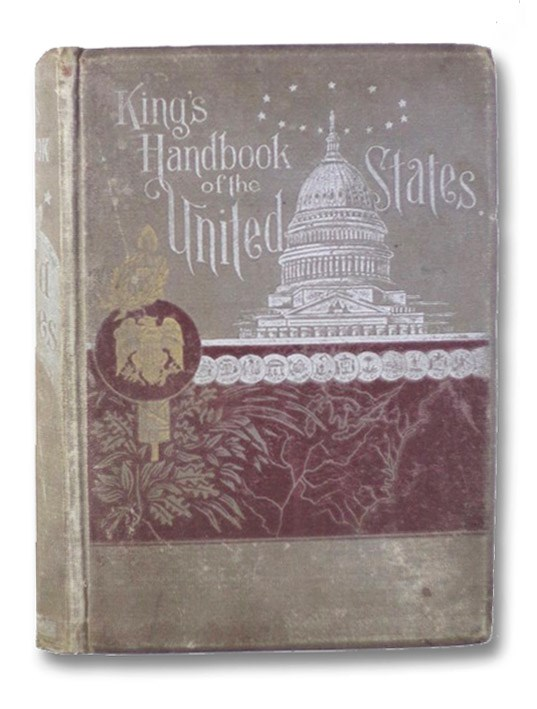 King's Handbook of the United States, Sweetser, M.F.; King, Moses
