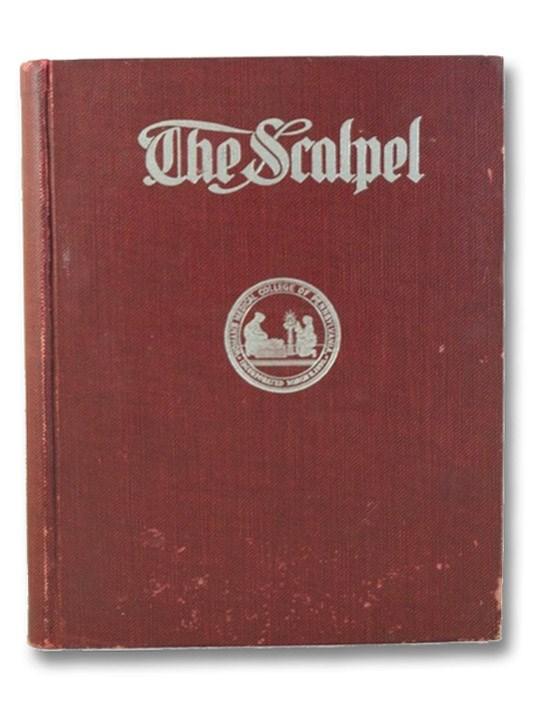 Scalpel 1911 (Volume 1) (Woman's Medical College of Pennsylvania), Waidelich, M.E.; Marshall, Clara; Tallant, Alice Weld; Brydon, Mary Evelyn; Presson, Dorris M.; Woman's Medical College of Pennsylvania